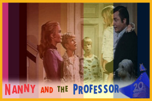 Nanny and the Professor Theme