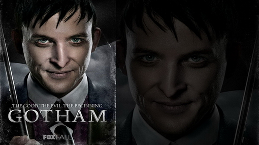 Gotham - Oswald Cobblepot Wallpaper